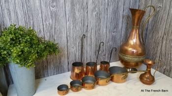 Copper ware