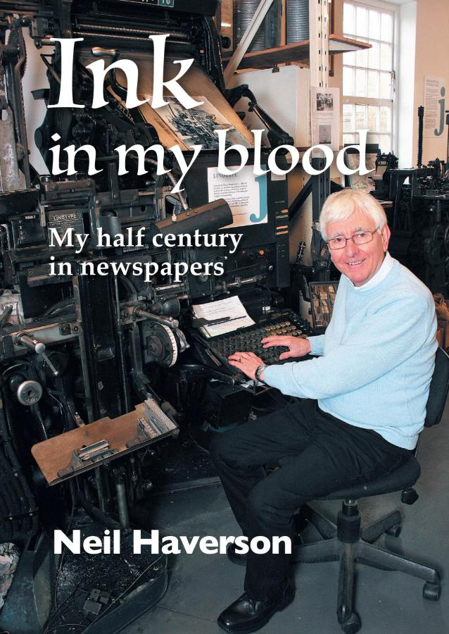 Ink in my Blood - My half century in...