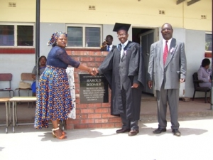 Fundraising by Norfolk people leads to much needed improvements to a school in Zimbabwe
