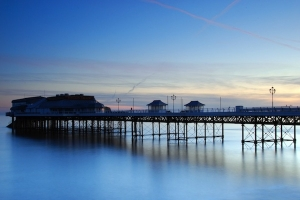 Cromer Pier refurbishment nears completion