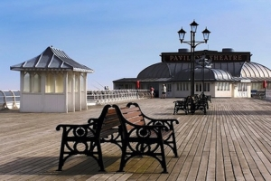North Norfolk's Cromer Pier – the show goes on!