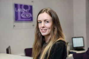 Larking Gowen accountant Lauren Day has qualified with the highest examination marks in the world.