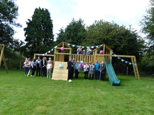 New play area in Ingworth