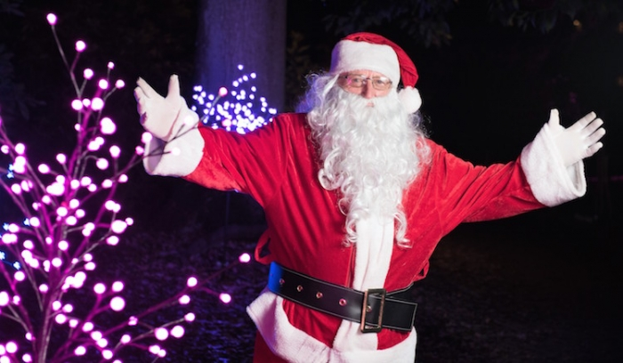 Win a family ticket to meet Father Christmas