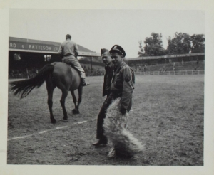 American Rodeo at Carrow Road, 2nd Air Division Memorial Library Digital Archive.