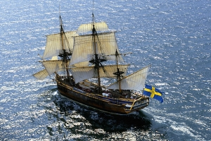 The Götheborg to visit Great Yarmouth