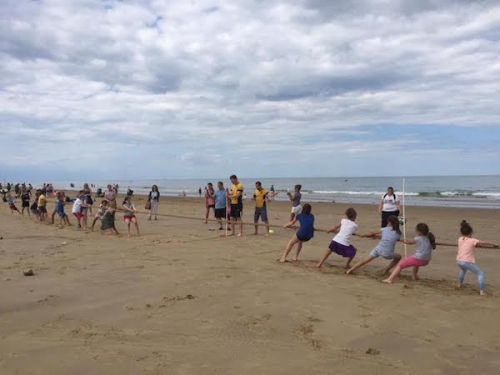 A Summer of Sporting Activities in North Norfolk