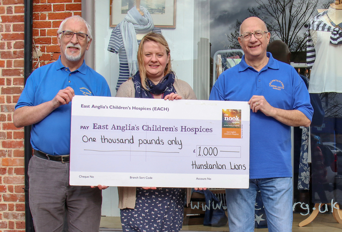 Hunstanton_Lions_Club_-_Chris_Holt_and_Robert_Williamson_with_EACHs_Tina_Burdett.jpg