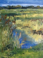 Blue Triangle Thurne - Oil
