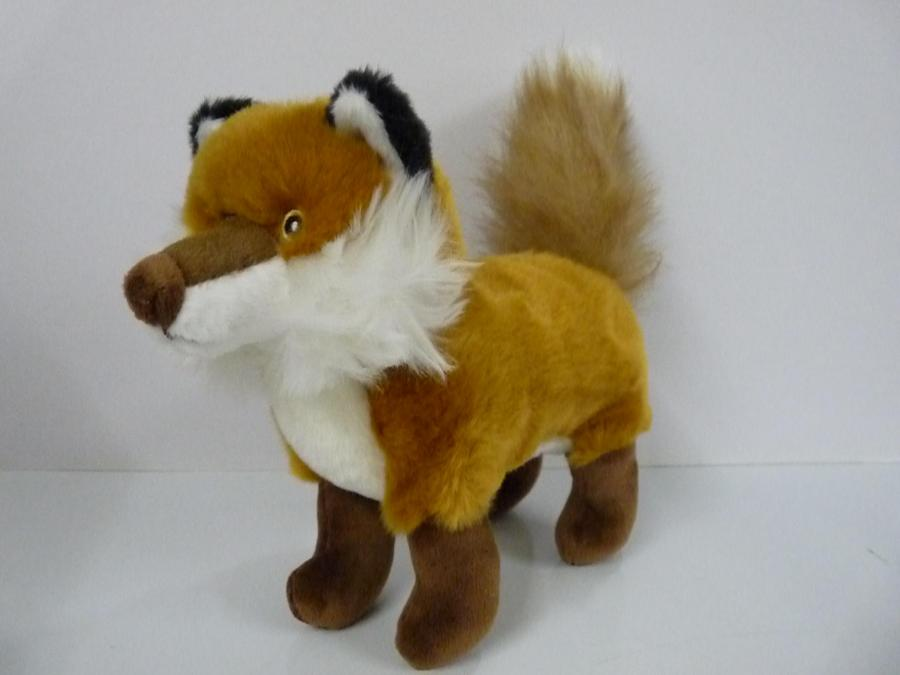 Fido's Pet Bazaar Freddy Fox - Large