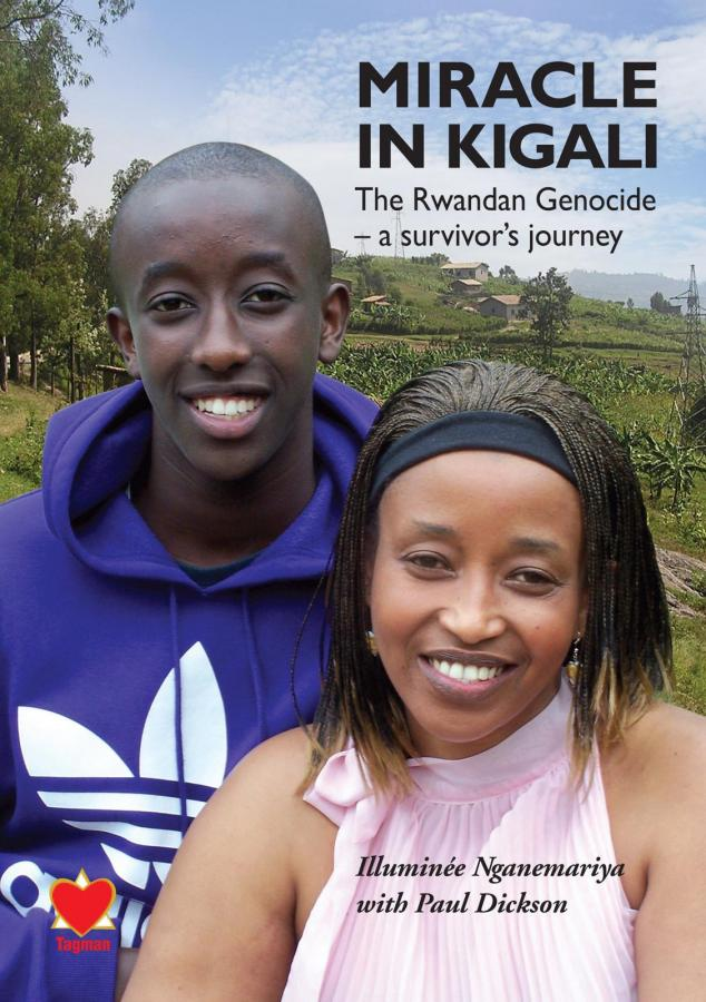 Miracle in Kigali, authors Illuminée Nganemariya and Paul Dickson