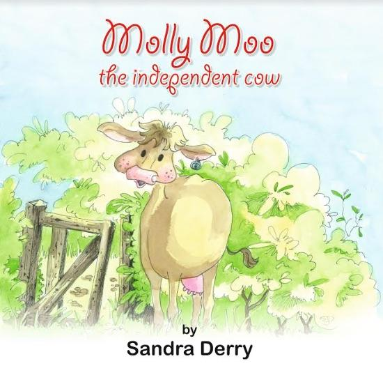 Molly Moo the independent cow