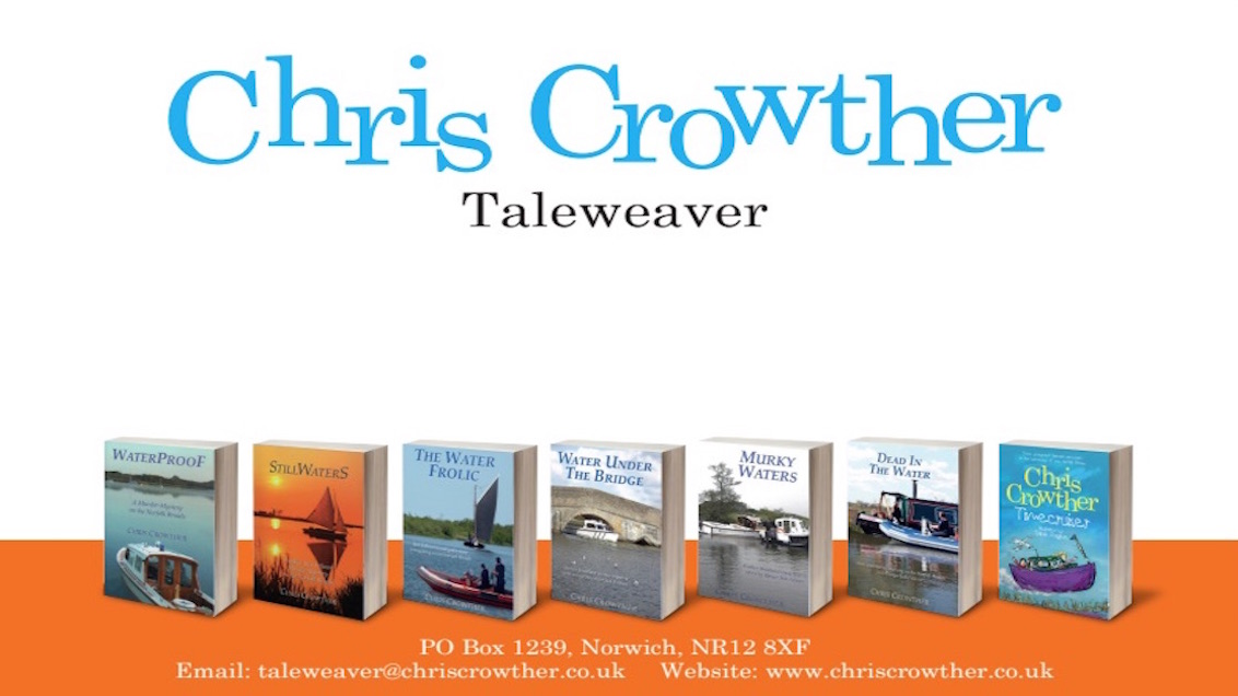 Chris Crowther Taleweaver