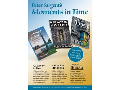 Peter Sargent's Moments in Time