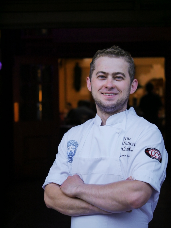Maids Head Hotel Head Chef Semi-Finalist in National Chef of the Year Competition