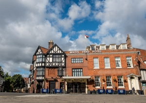Celebrate English Tourism Week at the Maids Head Hotel, Norwich