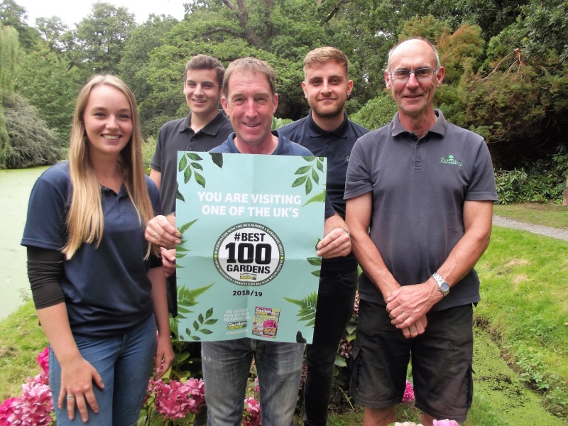 Fairhaven Garden - Best 100 Gardens in the UK