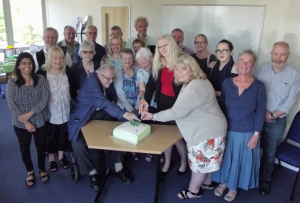 Norfolk Deaf Association Volunteers Celebrate the Charity's 120th Birthday