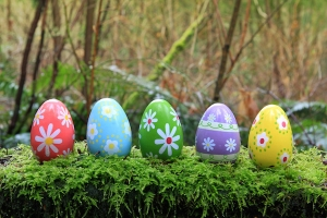 Win a family ticket to Fairhaven Garden Easter Egg Hunt