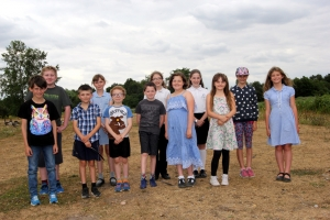 Meet the latest recruits helping to shape the future of Pensthorpe