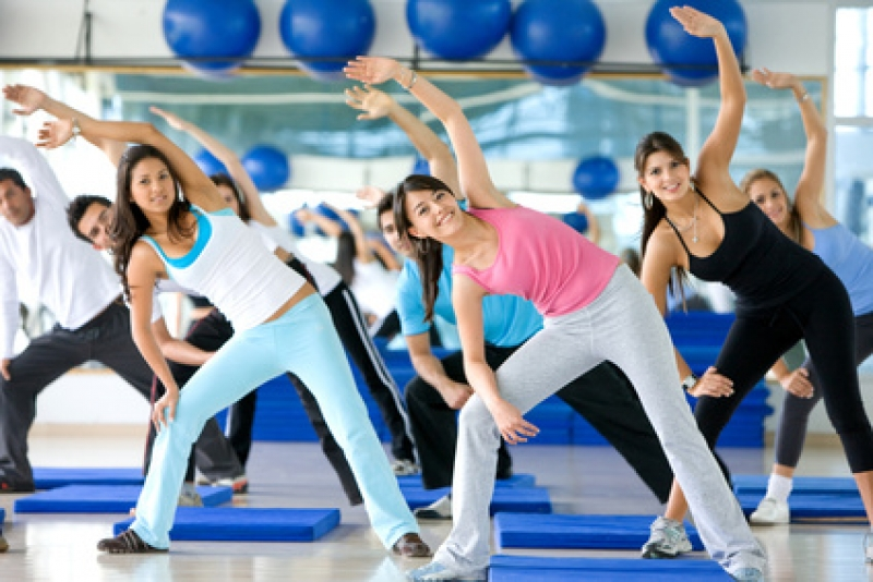 No Gym? No Sweat! Free exercise classes for all