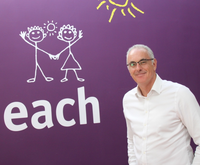 Phil Gormley joins EACH as new Chief Executive