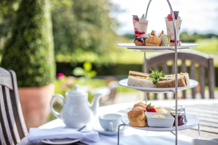 Win Afternoon Tea for 2 at Barnham Broom Hotel, Golf & Spa