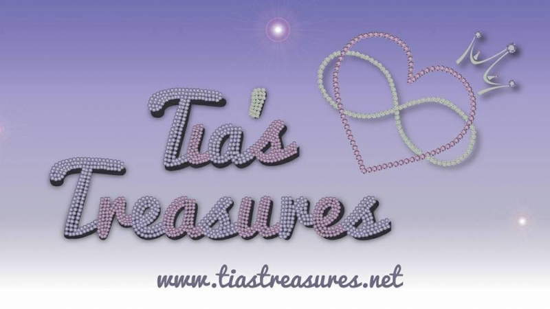 Tia's Treasures New Year Update