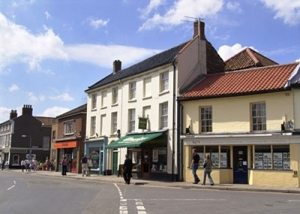 Holt : Fine Georgian Town