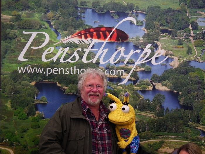 Bill Oddie OBE added to Pensthorpe Bird and Wildlife Fair line-up