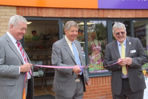 New EACH shop in Poringland declared officially open