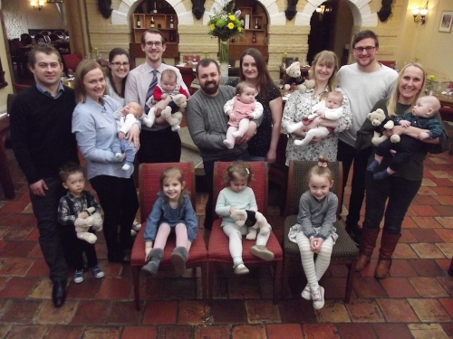 Maids Head Hotel Spring Babies' Celebration
